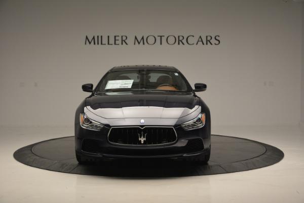 New 2017 Maserati Ghibli S Q4 for sale Sold at Bugatti of Greenwich in Greenwich CT 06830 12