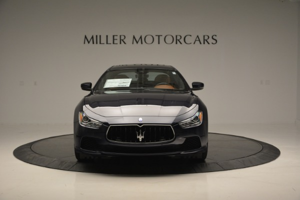 Used 2017 Maserati Ghibli S Q4 for sale $44,900 at Bugatti of Greenwich in Greenwich CT 06830 12