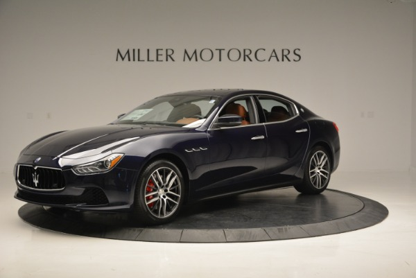 Used 2017 Maserati Ghibli S Q4 for sale $44,900 at Bugatti of Greenwich in Greenwich CT 06830 2