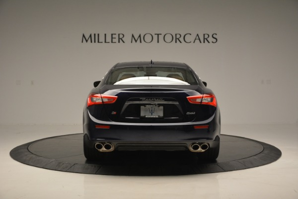 Used 2017 Maserati Ghibli S Q4 for sale $44,900 at Bugatti of Greenwich in Greenwich CT 06830 6