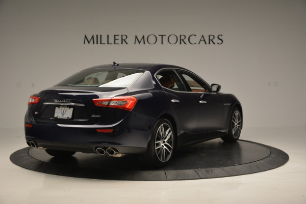 Used 2017 Maserati Ghibli S Q4 for sale $44,900 at Bugatti of Greenwich in Greenwich CT 06830 7