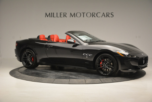New 2017 Maserati GranTurismo Cab Sport for sale Sold at Bugatti of Greenwich in Greenwich CT 06830 14