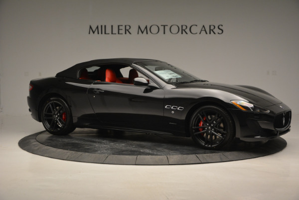 New 2017 Maserati GranTurismo Cab Sport for sale Sold at Bugatti of Greenwich in Greenwich CT 06830 15