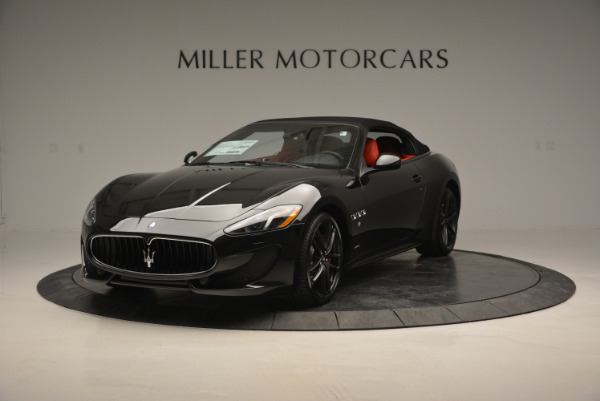 New 2017 Maserati GranTurismo Cab Sport for sale Sold at Bugatti of Greenwich in Greenwich CT 06830 2