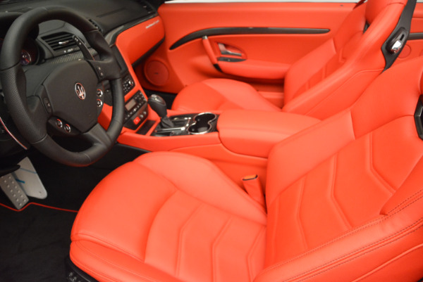New 2017 Maserati GranTurismo Cab Sport for sale Sold at Bugatti of Greenwich in Greenwich CT 06830 21
