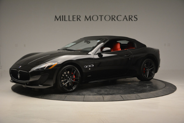 New 2017 Maserati GranTurismo Cab Sport for sale Sold at Bugatti of Greenwich in Greenwich CT 06830 4