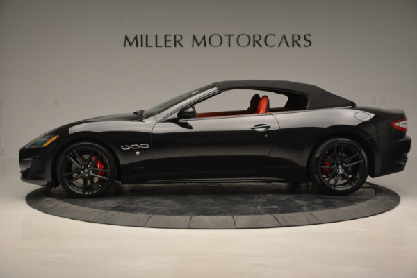 New 2017 Maserati GranTurismo Cab Sport for sale Sold at Bugatti of Greenwich in Greenwich CT 06830 6