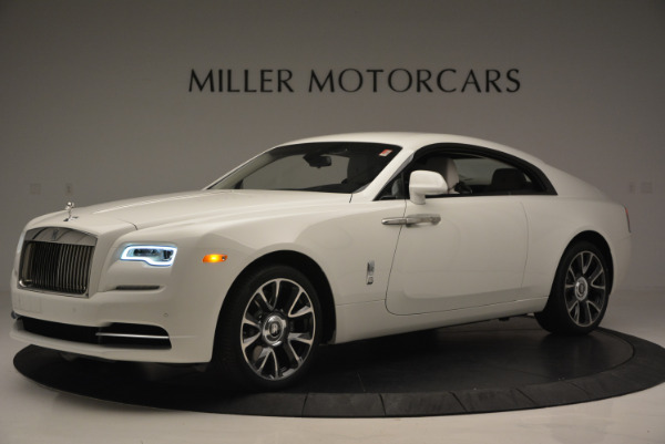 New 2017 Rolls-Royce Wraith for sale Sold at Bugatti of Greenwich in Greenwich CT 06830 3