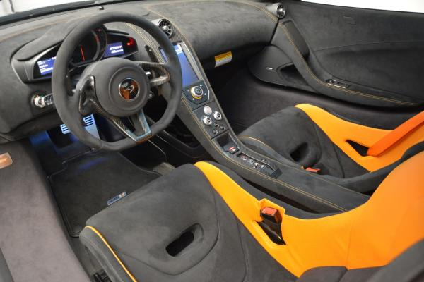 Used 2016 McLaren 675LT for sale Sold at Bugatti of Greenwich in Greenwich CT 06830 15