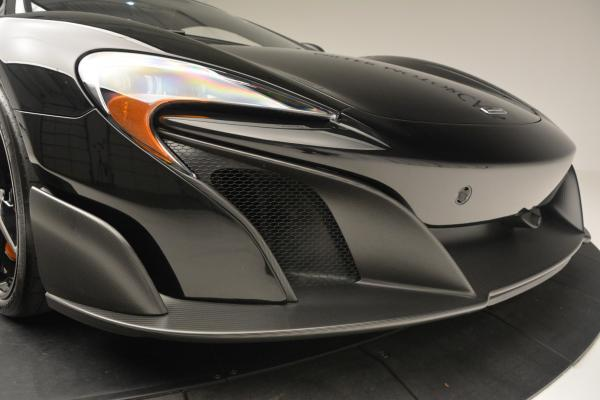 Used 2016 McLaren 675LT for sale Sold at Bugatti of Greenwich in Greenwich CT 06830 21