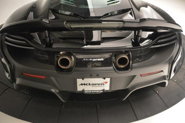 Used 2016 McLaren 675LT for sale Sold at Bugatti of Greenwich in Greenwich CT 06830 28