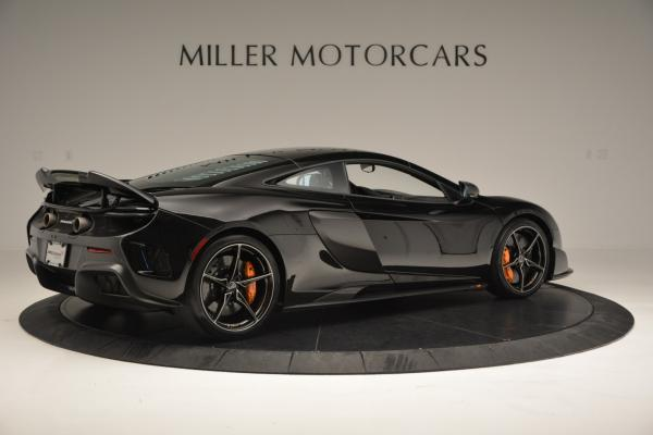 Used 2016 McLaren 675LT for sale Sold at Bugatti of Greenwich in Greenwich CT 06830 8