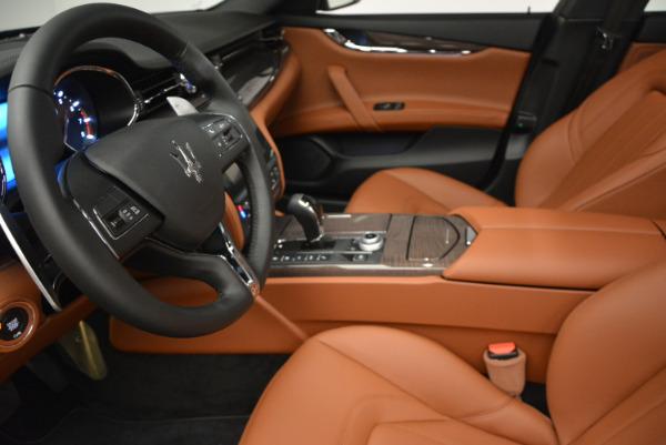 New 2017 Maserati Quattroporte S Q4 for sale Sold at Bugatti of Greenwich in Greenwich CT 06830 14