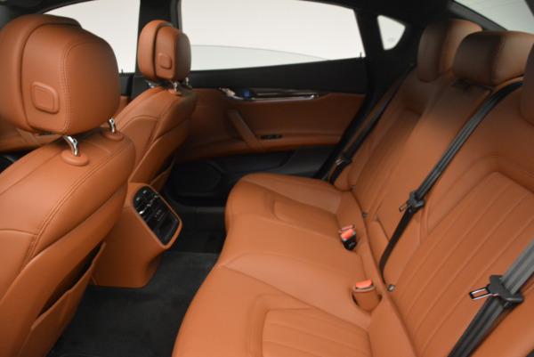 New 2017 Maserati Quattroporte S Q4 for sale Sold at Bugatti of Greenwich in Greenwich CT 06830 18