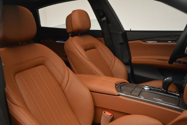 New 2017 Maserati Quattroporte S Q4 for sale Sold at Bugatti of Greenwich in Greenwich CT 06830 22