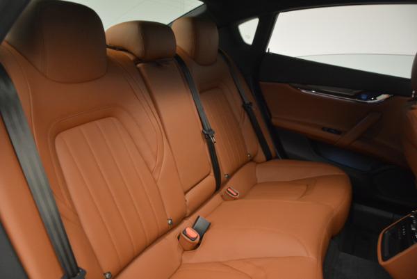 New 2017 Maserati Quattroporte S Q4 for sale Sold at Bugatti of Greenwich in Greenwich CT 06830 25
