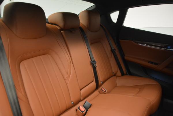 New 2017 Maserati Quattroporte S Q4 for sale Sold at Bugatti of Greenwich in Greenwich CT 06830 26