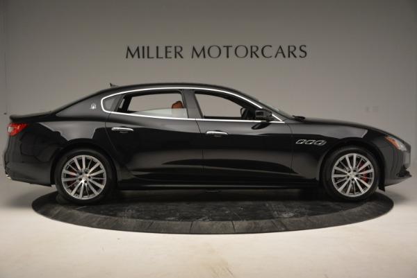New 2017 Maserati Quattroporte S Q4 for sale Sold at Bugatti of Greenwich in Greenwich CT 06830 9