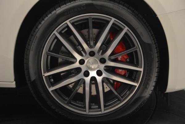 New 2017 Maserati Ghibli S Q4 for sale Sold at Bugatti of Greenwich in Greenwich CT 06830 13