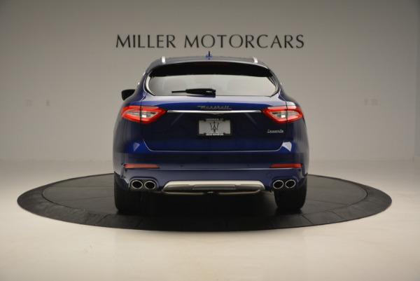New 2017 Maserati Levante for sale Sold at Bugatti of Greenwich in Greenwich CT 06830 6