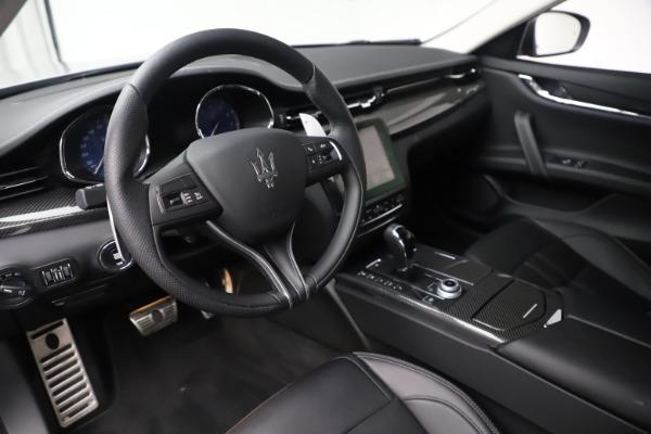 New 2017 Maserati Quattroporte S Q4 GranSport for sale Sold at Bugatti of Greenwich in Greenwich CT 06830 13