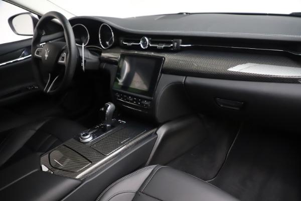 Used 2017 Maserati Quattroporte S Q4 GranSport for sale $57,900 at Bugatti of Greenwich in Greenwich CT 06830 21