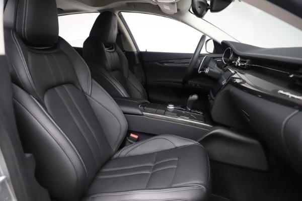 New 2017 Maserati Quattroporte S Q4 GranSport for sale Sold at Bugatti of Greenwich in Greenwich CT 06830 22