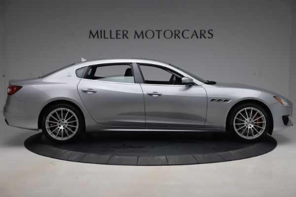 New 2017 Maserati Quattroporte S Q4 GranSport for sale Sold at Bugatti of Greenwich in Greenwich CT 06830 9