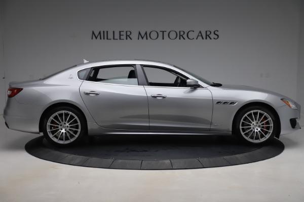 Used 2017 Maserati Quattroporte S Q4 GranSport for sale $57,900 at Bugatti of Greenwich in Greenwich CT 06830 9
