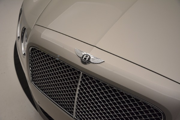 Used 2015 Bentley Flying Spur W12 for sale Sold at Bugatti of Greenwich in Greenwich CT 06830 15