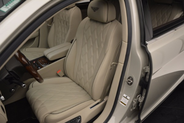 Used 2015 Bentley Flying Spur W12 for sale Sold at Bugatti of Greenwich in Greenwich CT 06830 23