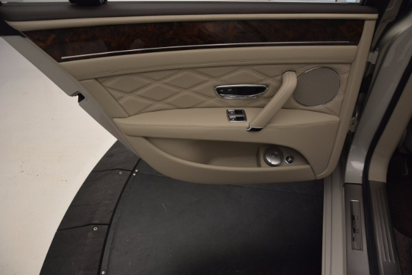 Used 2015 Bentley Flying Spur W12 for sale Sold at Bugatti of Greenwich in Greenwich CT 06830 27