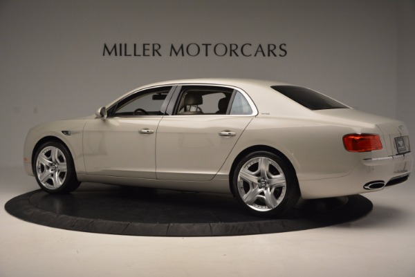 Used 2015 Bentley Flying Spur W12 for sale Sold at Bugatti of Greenwich in Greenwich CT 06830 4