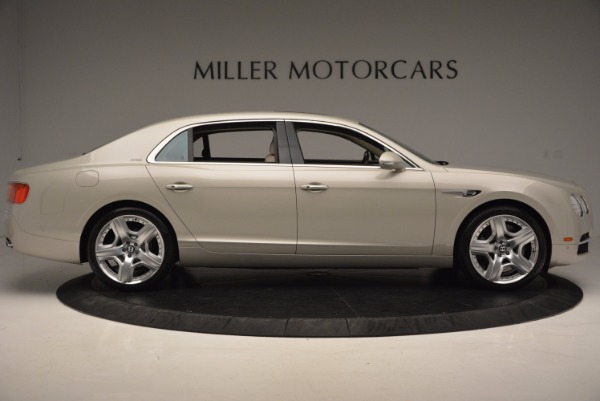 Used 2015 Bentley Flying Spur W12 for sale Sold at Bugatti of Greenwich in Greenwich CT 06830 9