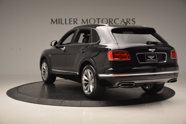 Used 2017 Bentley Bentayga W12 for sale Sold at Bugatti of Greenwich in Greenwich CT 06830 5
