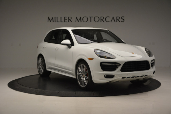 Used 2014 Porsche Cayenne GTS for sale Sold at Bugatti of Greenwich in Greenwich CT 06830 11