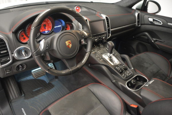 Used 2014 Porsche Cayenne GTS for sale Sold at Bugatti of Greenwich in Greenwich CT 06830 15