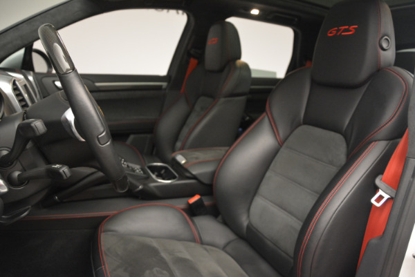 Used 2014 Porsche Cayenne GTS for sale Sold at Bugatti of Greenwich in Greenwich CT 06830 17