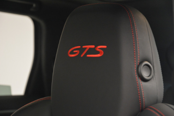 Used 2014 Porsche Cayenne GTS for sale Sold at Bugatti of Greenwich in Greenwich CT 06830 18