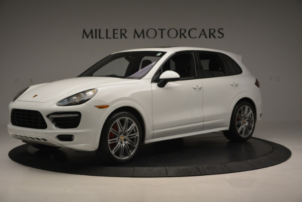 Used 2014 Porsche Cayenne GTS for sale Sold at Bugatti of Greenwich in Greenwich CT 06830 2