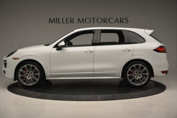 Used 2014 Porsche Cayenne GTS for sale Sold at Bugatti of Greenwich in Greenwich CT 06830 3
