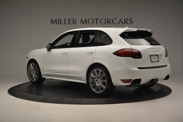 Used 2014 Porsche Cayenne GTS for sale Sold at Bugatti of Greenwich in Greenwich CT 06830 4