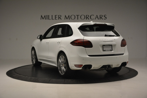 Used 2014 Porsche Cayenne GTS for sale Sold at Bugatti of Greenwich in Greenwich CT 06830 5