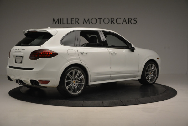 Used 2014 Porsche Cayenne GTS for sale Sold at Bugatti of Greenwich in Greenwich CT 06830 8