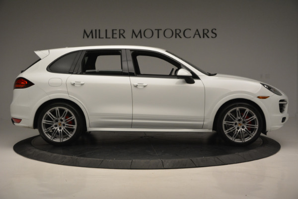Used 2014 Porsche Cayenne GTS for sale Sold at Bugatti of Greenwich in Greenwich CT 06830 9