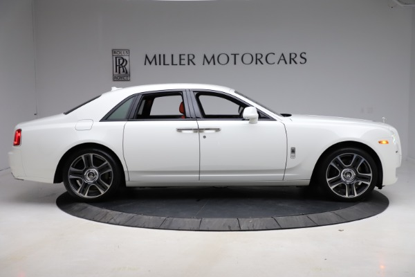Used 2017 Rolls-Royce Ghost for sale $209,900 at Bugatti of Greenwich in Greenwich CT 06830 10