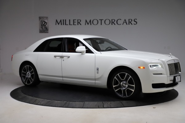Used 2017 Rolls-Royce Ghost for sale $209,900 at Bugatti of Greenwich in Greenwich CT 06830 11