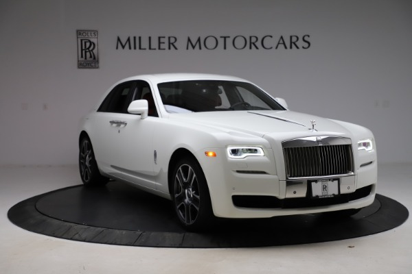 Used 2017 Rolls-Royce Ghost for sale $209,900 at Bugatti of Greenwich in Greenwich CT 06830 12