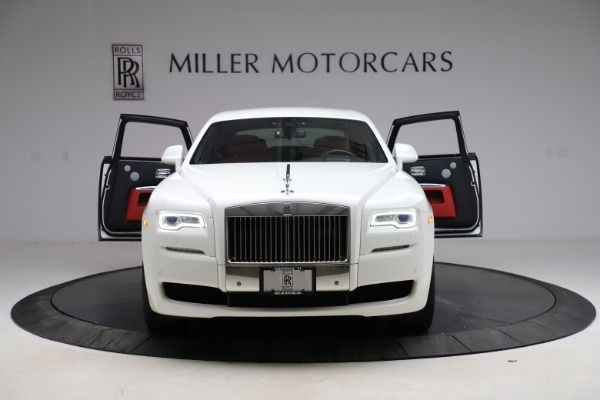 Used 2017 Rolls-Royce Ghost for sale $209,900 at Bugatti of Greenwich in Greenwich CT 06830 13