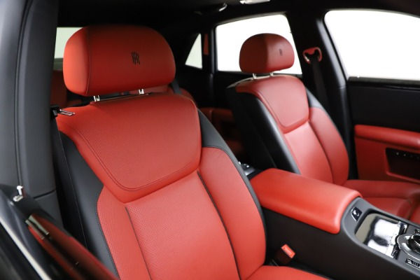 Used 2017 Rolls-Royce Ghost for sale $209,900 at Bugatti of Greenwich in Greenwich CT 06830 15